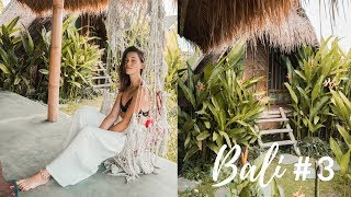 Gambar cover STAYING IN A BAMBOO BUNGALOW | THE BALI VLOGS #3