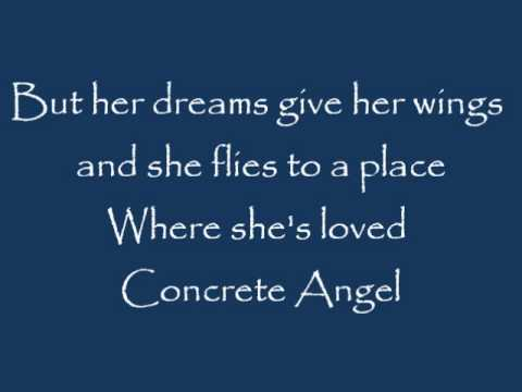 Martina McBride - Concrete Angel Lyrics | MetroLyrics