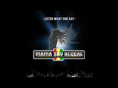 Mama Say Reggae - Sahabat ( video lyric )