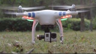 RIPRESE AEREE CON DRONI - VIDEO SPETTACOLARI