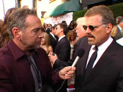 """""""GL's"""" Robert Newman At the 36th Annual Daytime Emmys Red Carpet 09 w/ Michael Fairman"""