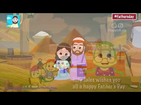 Father's Day Special | Gift From God | Children's Animated Bible Stories