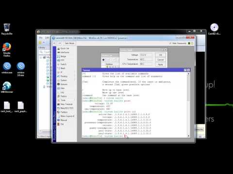 Ens 04 cacti graphing and mikrotik youtube for Mikrotik cacti template