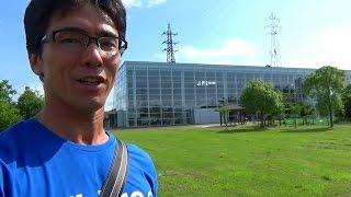 愛知県下水道科学館に家族で遊びに行ってきました!