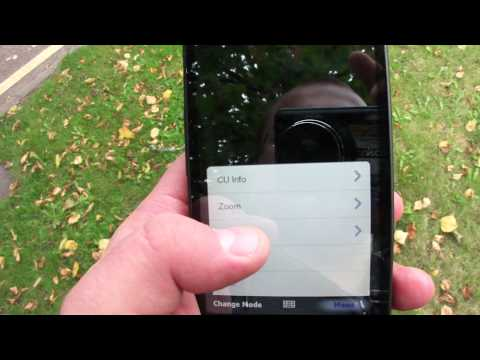 Augmented Reality HTC HD2 LBS Coventry University Campus Map