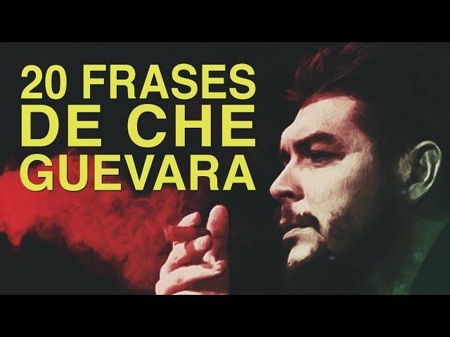 Che Guevara Frases Célebres Y Pensamientos Para Recordar Al