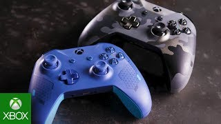 Unboxing Xbox Sport Blue and N…