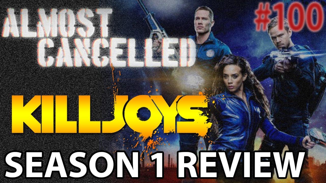 Download Killjoys Season 1 Review