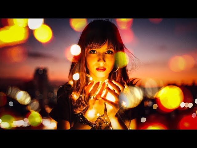 How To Create Custom Beautiful BOKEH Effect in Photoshop