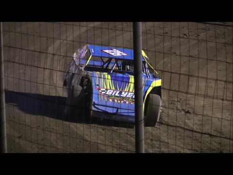 UMP Modified Heat #2 from Portsmouth Raceway/Dirt Track World Championship, 10/13/16.