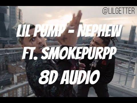 Lil Pump - Drug Addicts | 8D SOUNDS
