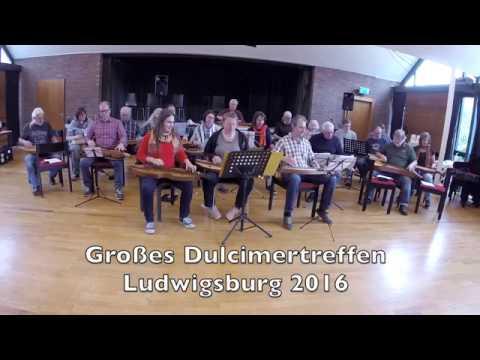 Dulcimer Gathering 2016 Ludwigsburg Germany