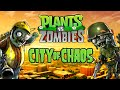 PLANTS VS ZOMBIES - CITY OF CHAOS ★ Call of Duty Zombies (Zombie Games)