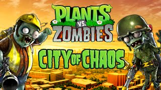 plants vs zombies city of chaos call of duty zombies zombie games