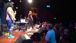 The Adrian Belew Power Trio - City of Tiny Lights - World Cafe, Philly 10-24-14