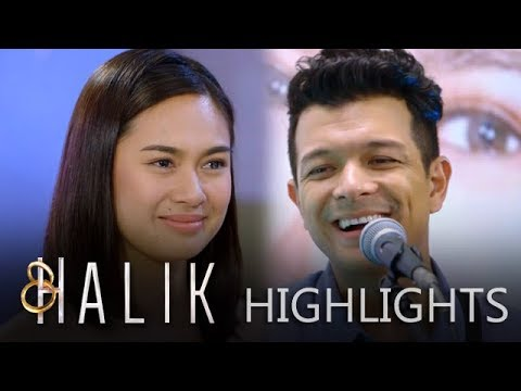 Halik: Jacky gets emotional as Lino sings her a song | EP 129
