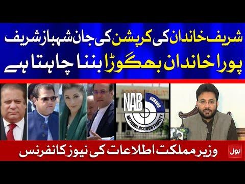 Sharif Family Corruption Scandal - Farrukh Habib