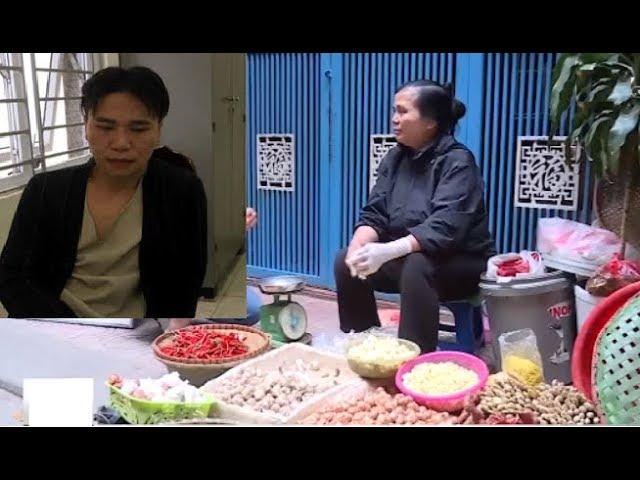 Bất ngờ với lời kể của bà bán tỏi cho Châu Việt Cường