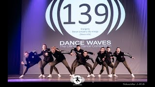 2017 - 2018 Qualifier 16 - Energetix (Dance company c&p energy)