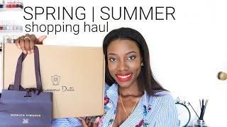 Huge Spring/ Summer Shopping Haul- Monica Vinader, Massimo Dutti, Zara, ASOS, SheIn | Kuiya's Kloset
