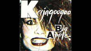 Deze video gaat over Kajagoogoo - Big Apple.