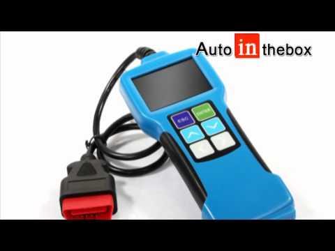 QUICKLYNKS T70 Highen OBDII Code Scanner diagnostic tool Multilanguage Reader