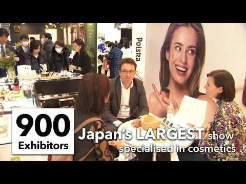 COSME TOKYO 2020 - 8th Int'l Cosmetics Trade Fair