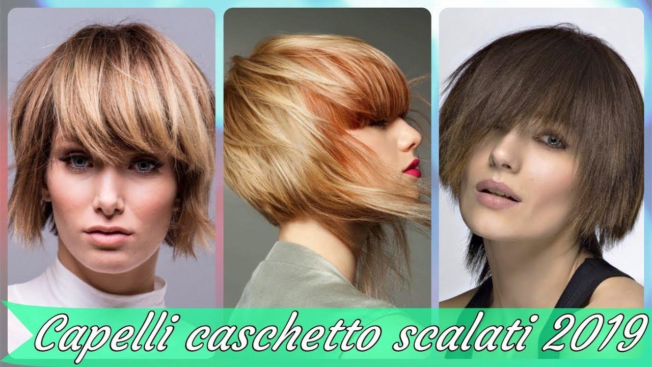 Top 20 Taglio Capelli Caschetto Scalato 2019 Youtube