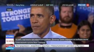 видео Особенности подсчета голосов на выборах президента США