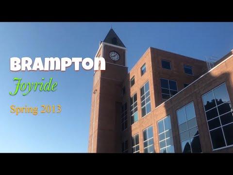Downtown Brampton City