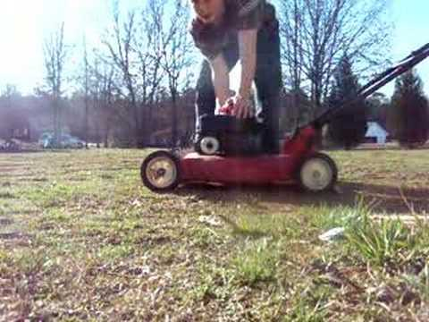 yard machine 4hp 22
