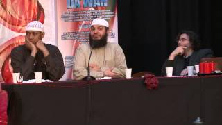 Alarming video:Muslims define themselves not extremist