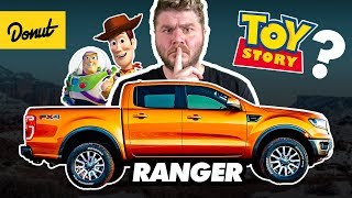 The 2019 Ford Ranger is the Toy Story 4 of Trucks