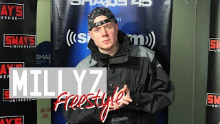 Millyz Freestyles On Sway In The Morning