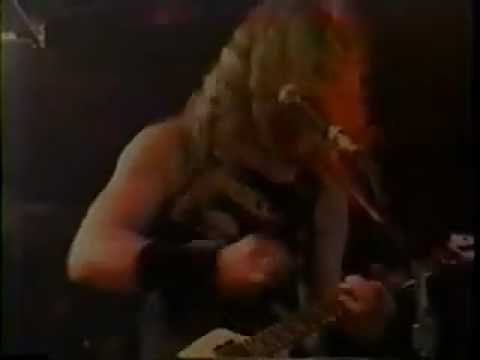 Metallica - Battery (Live Philadelphia 1989) from YouTube · Duration:  12 minutes 44 seconds
