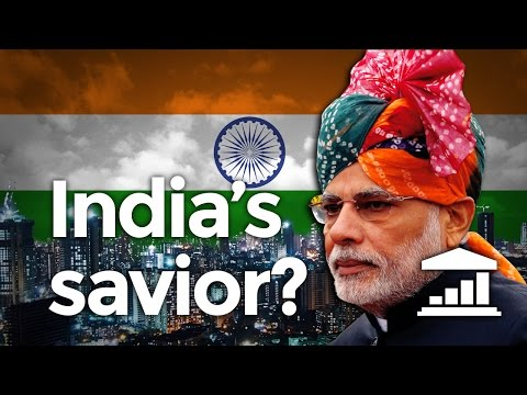 Will INDIA become a new SUPER POWER? - VisualPolitik EN