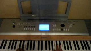 Be My Escape - Relient K - Piano