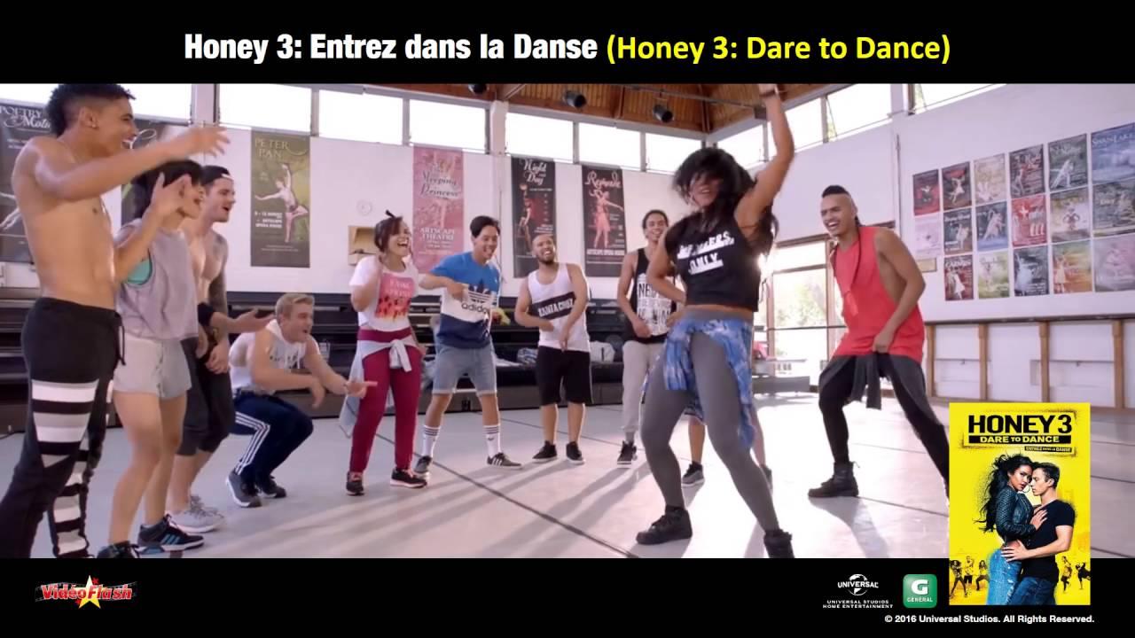 Honey 3 Entrez Dans La Danse Honey 3 Dare To Dance Bande Annonce Youtube