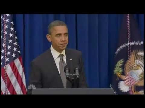 Obama Kicks Door Open