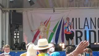 Immanuel Casto & Romina Falconi - Milano Pride 2021