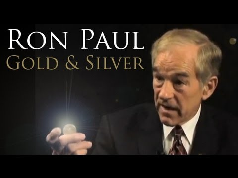 Ron Paul's Greatest Interview: Gold, Silver, Freedom, Free M