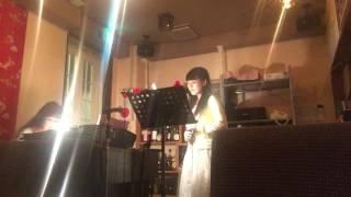 21歳の初投稿です!ピアノバーで歌いました(^ ^) 中国から歌手を目指...
