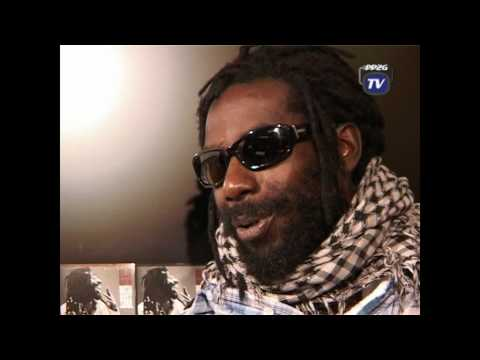 Buju Banton interview by PP2G