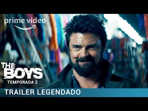 The Boys • Trailer 2ª Temporada (legendado)