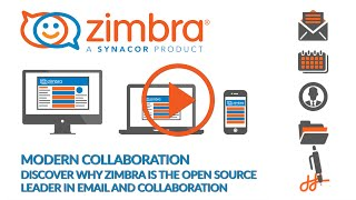 Modern Collaboration: Discover why Zimbra is the open source leader in Email and Collaboration thumbnail