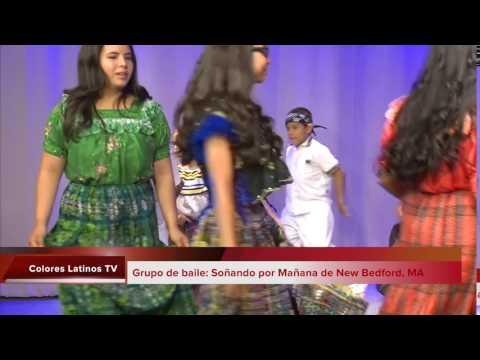 Colores Latinos TV: Grupo de danza Soñando por Mañana