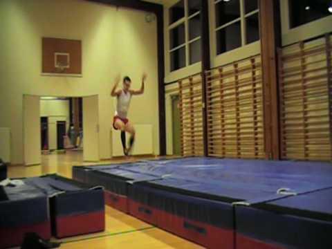 Maliks performance til VM i Crashjumping