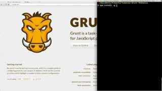 Grunt - The Basics