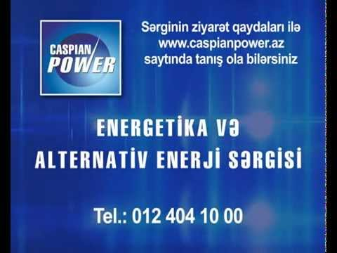 Caspian Power 2013 Commercial