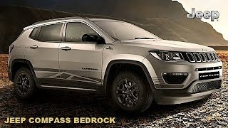 2018 Jeep Compass Bedrock Launched at Rs 17.53 lakh